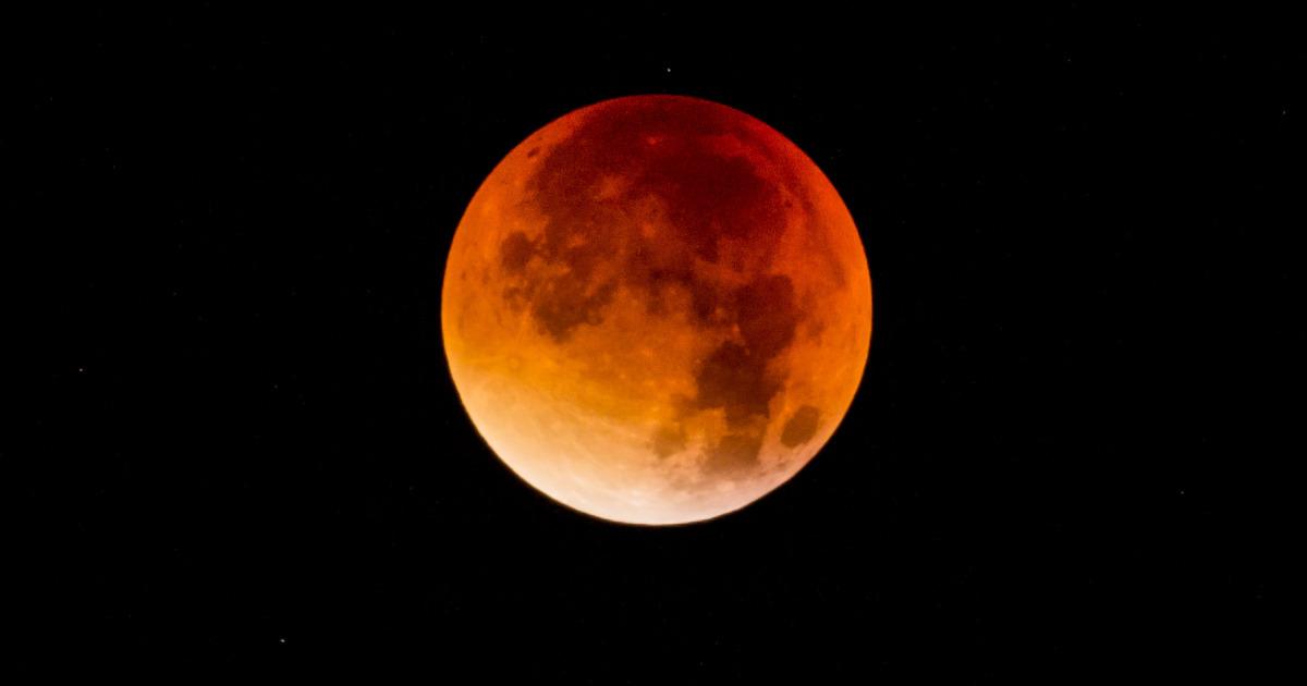 Nejdelší úplné zatmění Měsíce v tomto století4 min čtení