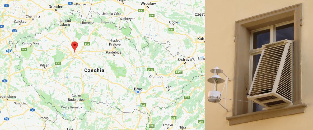 Praha-Klementinum