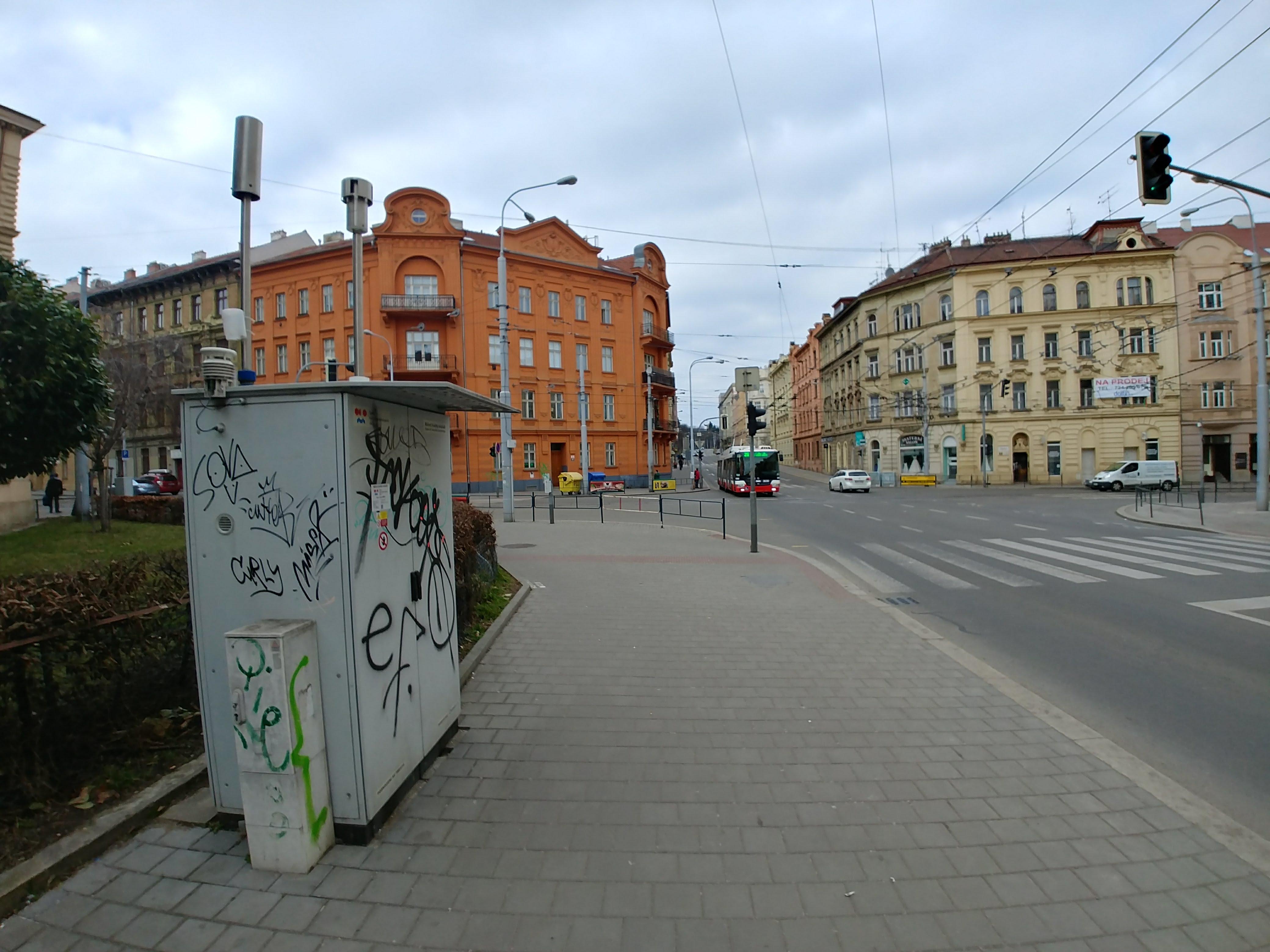 Vysoké koncentrace suspendovaných částic na stanici Brno-Úvoz (hot spot)3 min čtení