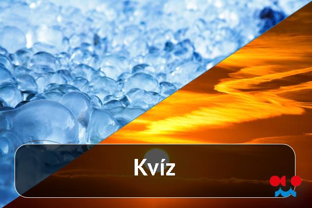 Kvíz – extrémy počasí v České republice1 min čtení