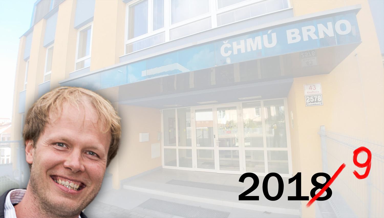 """""""Minulý rok byl úspěšný, ale náročný"""" – říká Petr Janál, ředitel ČHMÚ Brno5 min čtení"""