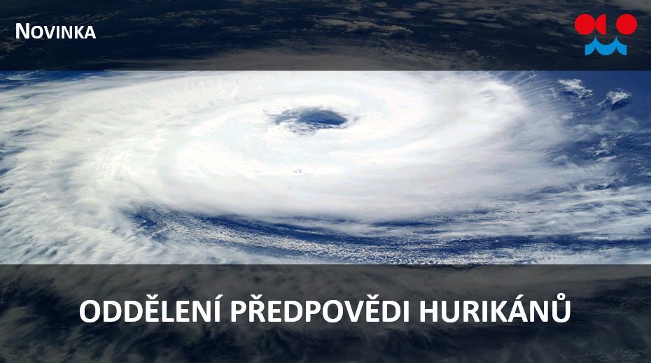 NOVINKA – Předpověď hurikánů nad Jihomoravským krajem1 min čtení