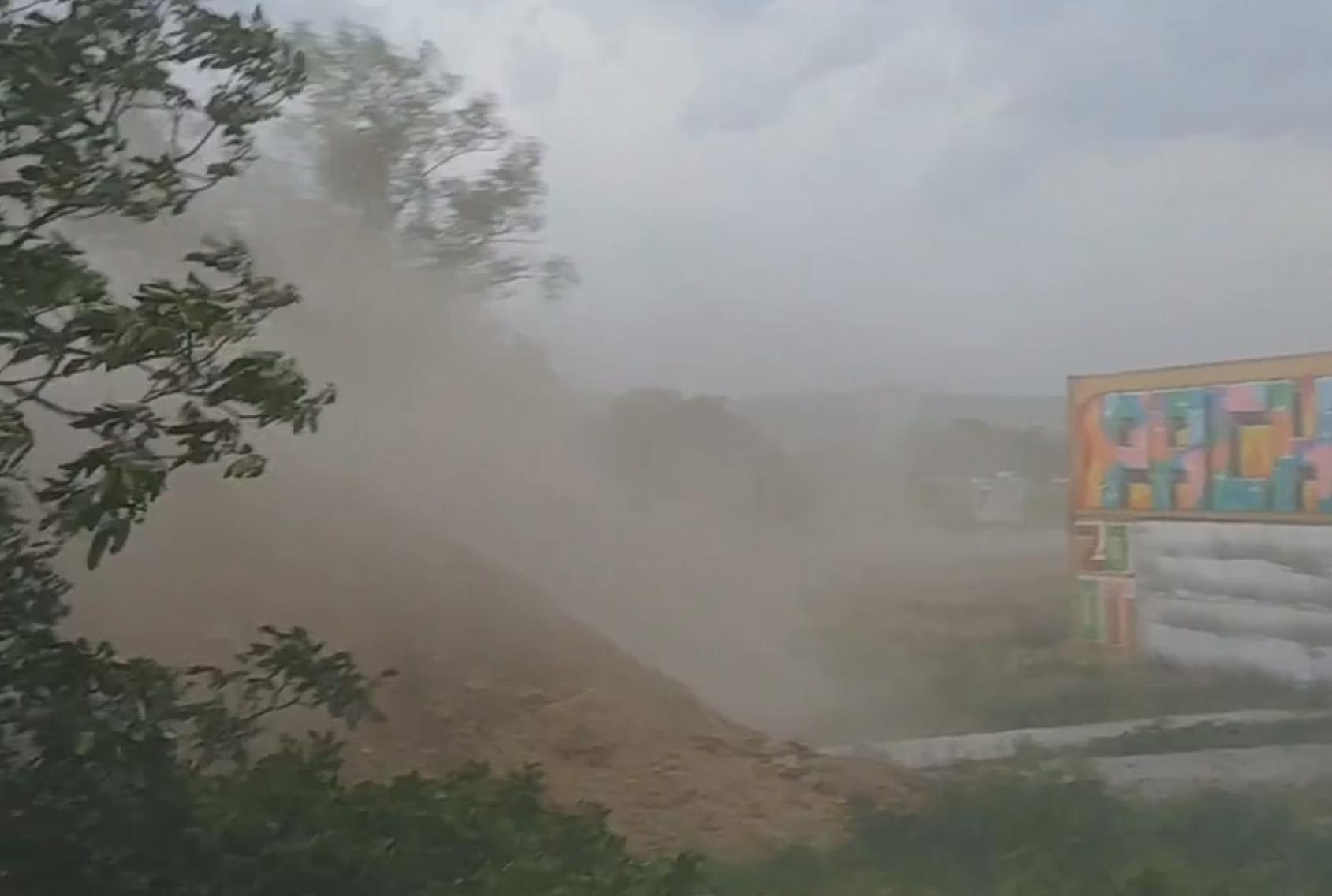 Vliv rychlosti větru během bouřky 1. července na kvalitu ovzduší7 min čtení