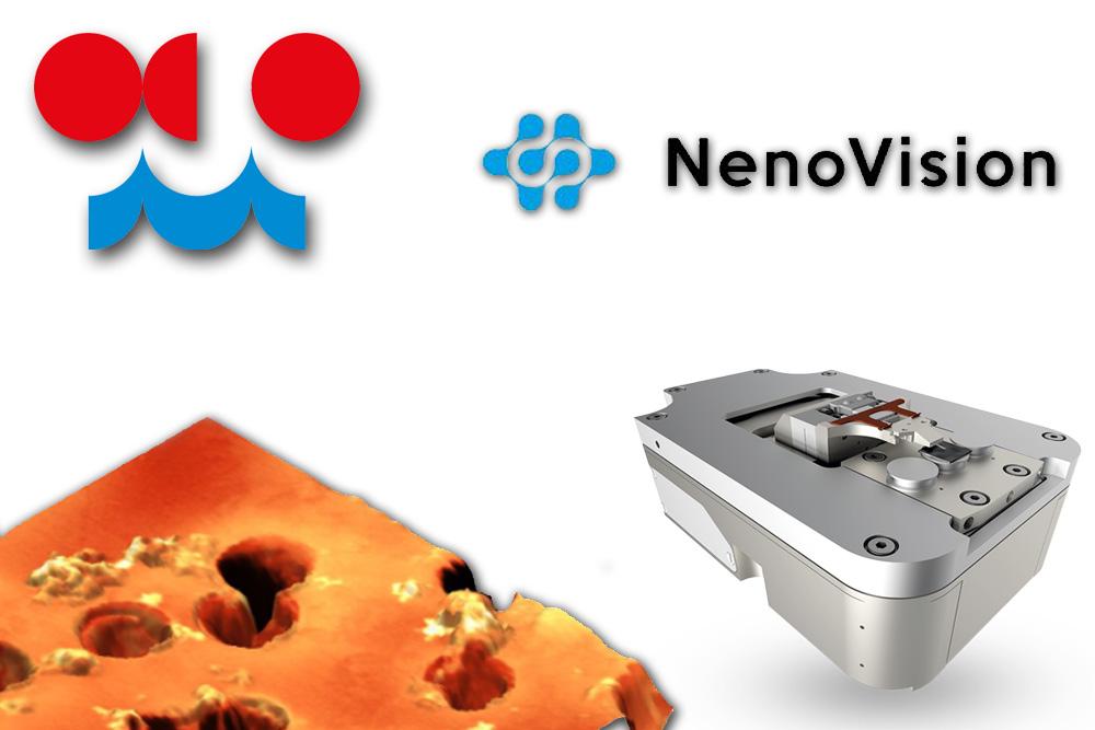 Věda a výzkum – spolupráce s firmou NenoVision a jejich unikátním zařízením6 min čtení