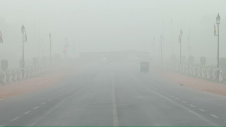 Extrémně špatná kvalita ovzduší v Indii3 min čtení