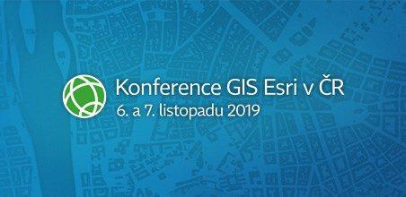 Konference GIS Esri v ČR2 min čtení