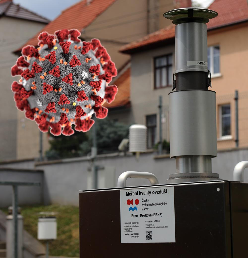 Kvalita ovzduší od 16. 2. do 15. 3. a 16. 3. do 15. 4. 2020 na hot spot stanicích v ČR ve srovnání s dlouhodobým průměrem17 min čtení