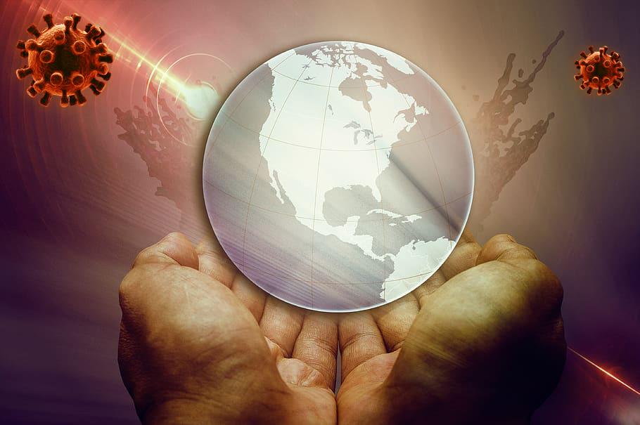 Zamyšlení nad vlivem současné pandemie koronaviru na životní prostředí10 min čtení
