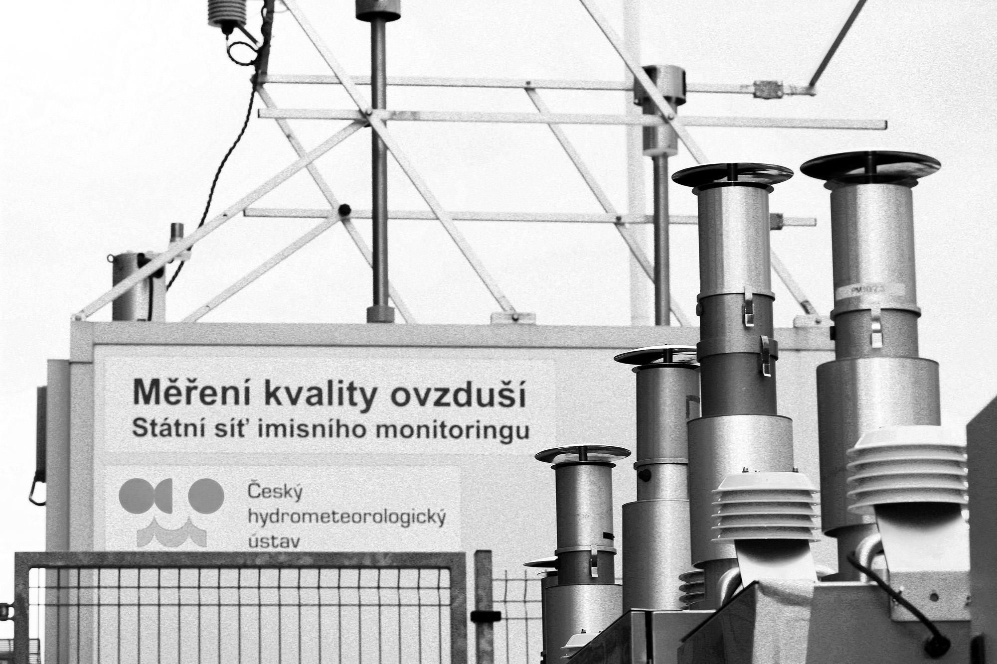 Měřicí kampaň na Kroftové v Brně – Díl I. – Suspendované částice11 min čtení