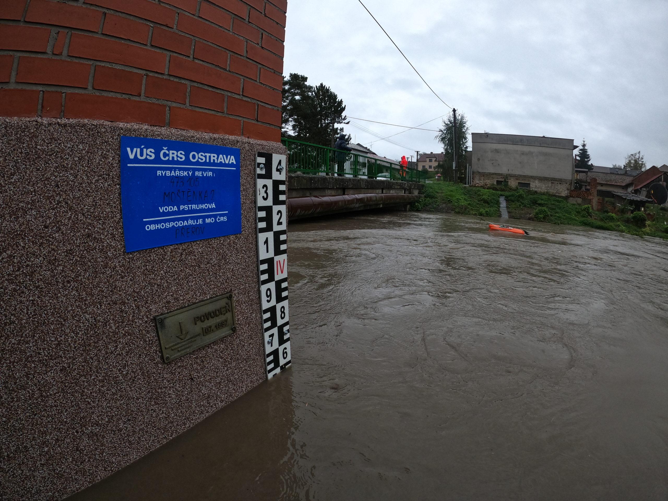 Povodně očima hydrologů1 min čtení