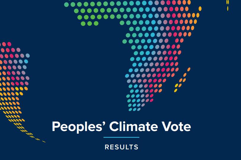 Nejrozsáhlejší studie názoru lidí na klimatickou změnu5 min čtení