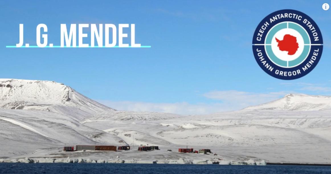 Antarktida: český výzkumný program, Geografický ústav1 min čtení