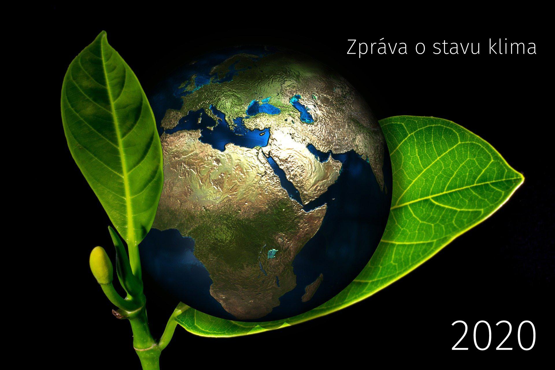Zpráva o Stavu klima 2020 od Copernicus3 min čtení
