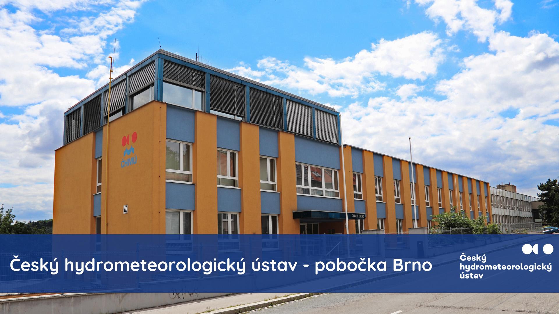 VIDEO: Krátké představení budovy a meteorologické zahrádky ČHMÚ Brno1 min čtení
